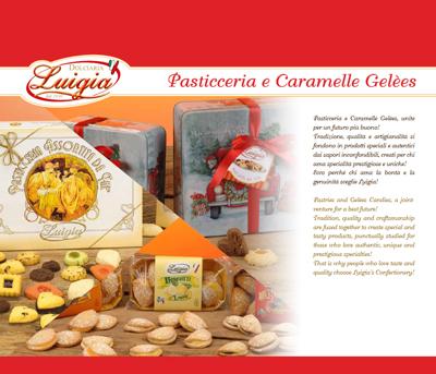 Pasticceria e Caramelle Gelees