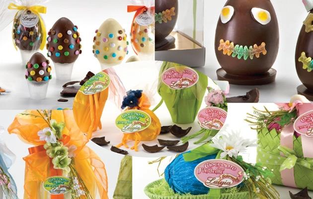 Le Uova di Pasqua